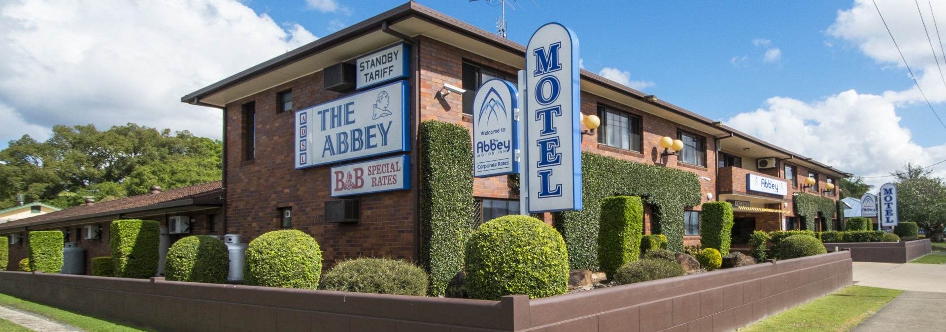 Abbey Motor Inn